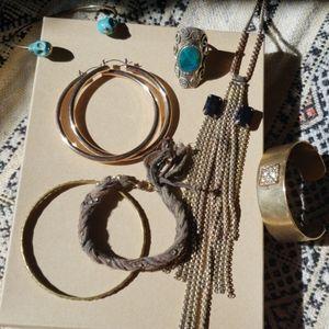 7pc Jewelry lot